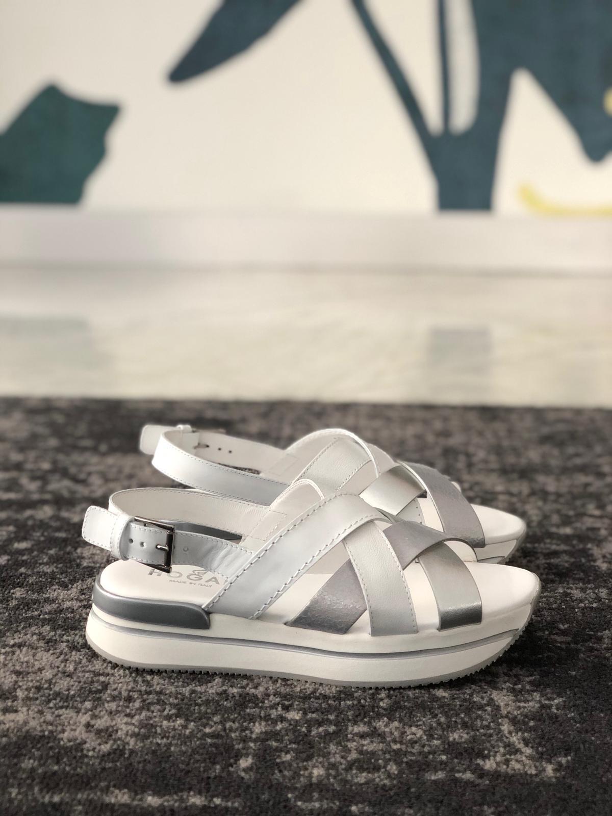 Hogan - Sandalo H222 Incrociato